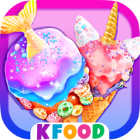 Cooking Games – Unicorn Chef Mermaid for Girls  3.3 APK MOD (Unlimited Everything)