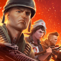 Download World War Rising 7.0.9.72 APK PRO (Unlimited Everything)