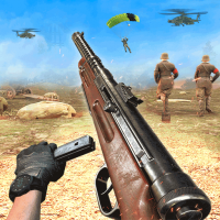 Download World War Survival Heroes:WW2 FPS Shooting Games 3.1.2 APK MOD (Unlimited Everything)