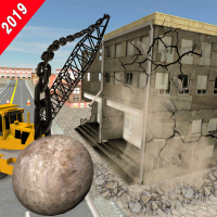 Download Wrecking Crane Simulator 2019: House Moving Game 1.5 APK PRO (Unlimited Everything)