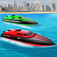 Download Xtreme Boat Racing 2019: Speed Jet Ski Stunt Games 2.0.4 APK MOD (Unlimited Everything)