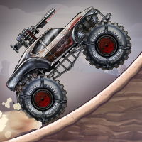 Zombie Hill Racing Earn To Climb: Zombie Games  1.8.8 APK MOD (Unlimited Everything)