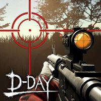 Zombie Hunter D-Day Offline game  1.0.819 APK MOD (Unlimited Everything)