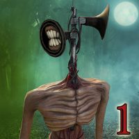 Download Siren Head Reborn – Scp Forest Hunter 1.1 APK PRO (Unlimited Everything)