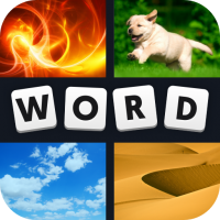 4 Pics 1 Word  60.29.1 APK MOD (Unlimited Everything)