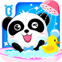 Download Baby Panda's Bath Time 8.52.00.00 APK MOD (Unlimited Everything)