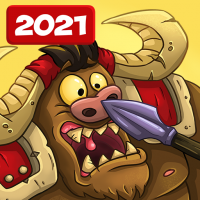 Download Booblyc TD survival – Realm Tower Defense Strategy 1.0.633 APK PRO (Unlimited Everything)