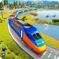 Download Bullet Train Space Driving 2020 1.5 APK MOD (Unlimited Everything)