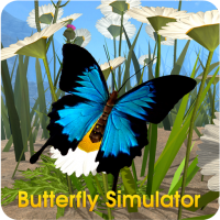 Download Butterfly Simulator 1.1 APK PRO (Unlimited Everything)
