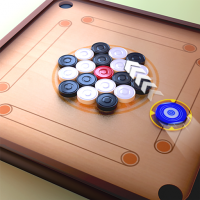 Carrom Superstar 3D Board Game  62.9.0 APK MOD (Unlimited Everything)