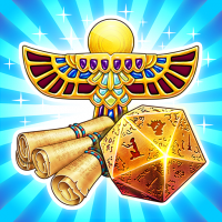 Cradle of Empires – Match 3 Games. Egypt jewels 6.7.5 APK MOD (Unlimited Everything)