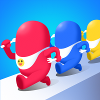 Download Crowd Buffet – Fun Arcade .io Eating Battle Royale 1.0.4 APK MOD (Unlimited Everything)