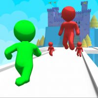 Download Giant Clash 3D – Join Color Run Race Rush Games 0.9 APK PRO (Unlimited Everything)