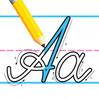 Download Kids Learn Cursive Writing – Cursive For Toddlers 10.0 APK MOD (Unlimited Everything)