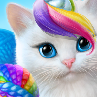 Knittens – A Fun Match 3 Game 1.57.176551 APK MOD (Unlimited Everything)