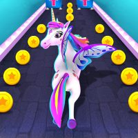 Download Magical Pony Run – Unicorn Runner 1.19 APK PRO (Unlimited Everything)