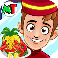 Download My Town : Hotel Free 1.04 APK PRO (Unlimited Everything)