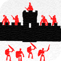 Download One on one: Siege of castles – Offline strategy 42 APK MOD (Unlimited Everything)