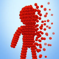 Pixel Rush Epic Obstacle Course Game 1.5.1 APK MOD (Unlimited Everything)