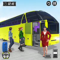 Public Transport Bus Coach: Taxi Simulator Games  1.5 APK MOD (Unlimited Everything)