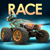RACE: Rocket Arena Car Extreme  1.0.43 APK MOD (Unlimited Everything)