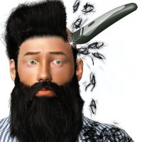 Real Haircut Salon 3D  1.34.1 APK MOD (Unlimited Everything)