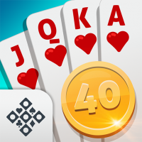 Scala 40 Online – Free Card Game  107.1.14 APK MOD (Unlimited Everything)