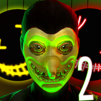 Smiling-X 2: an Adventure horror game!  1.8.2 APK MOD (Unlimited Everything)