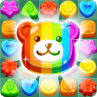 Download Sweet Jelly Pop 2021 – Match 3 Puzzle 1.0 APK PRO (Unlimited Everything)