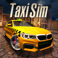 Taxi Sim 2020  1.2.25 APK MOD (Unlimited Everything)