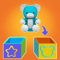 Download Toy sort 3D: How to be a dutiful kid? 1.0.0012 APK PRO (Unlimited Everything)