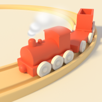 Download Trains On Time 0.31.1 APK MOD (Unlimited Everything)
