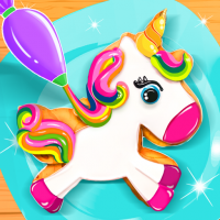 Download Unicorn Cookie Baker Kitchen 1.7 APK MOD (Unlimited Everything)