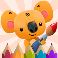 Download Сoloring Book for Kids with Koala 3.3 APK MOD (Unlimited Everything)
