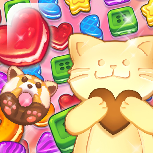 Download Best Cookie Maker: Fantasy Match 3 Puzzle 1.6.0 APK MOD (Unlimited Everything)