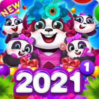 Bubble Shooter 2 Panda  1.0.95 APK MOD (Unlimited Everything)
