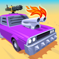 Download Desert Riders – Car Battle Game 1.2.7 APK MOD (Unlimited Everything)