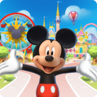 Download Disney Magic Kingdoms: Build Your Own Magical Park 5.8.1a APK PRO (Unlimited Everything)