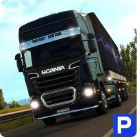 Download Euro Truck Parking Simulator 2021: 3d parking Game 0.4 APK MOD (Unlimited Everything)