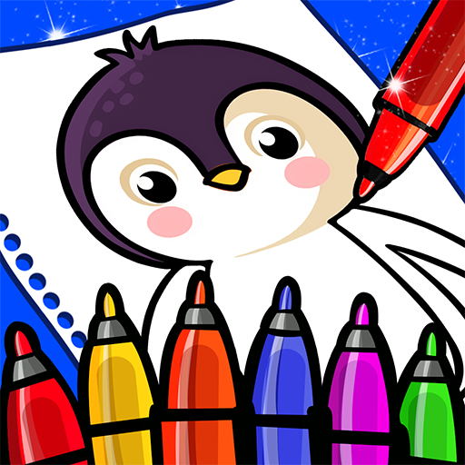 Download Happy Coloring Book Learn Paint : Coloring Games 0.13 APK MOD (Unlimited Everything)