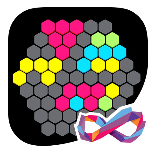Download Hex FRVR – Drag the Block in the Hexagonal Puzzle 3.15.5 APK PRO (Unlimited Everything)