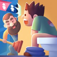 Download Idle Toilet Tycoon 1.2.5 APK PRO (Unlimited Everything)