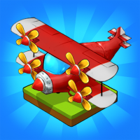Download Merge Airplane: Cute Plane Merger 2.0.18 APK MOD (Unlimited Everything)
