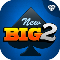 Download New Big2 (Capsa Banting) 4.1.3 APK PRO (Unlimited Everything)