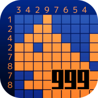 Nonograms 999 griddlers 1.10.3 APK MOD (Unlimited Everything)
