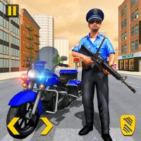 Police Moto Bike Chase Crime Shooting Games  2.0.23 APK MOD (Unlimited Everything)