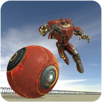 Download Robot Ball 2.3 APK MOD (Unlimited Everything)