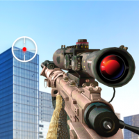 Download Sniper Shooter – 3D Shooting Game 10.0 APK PRO (Unlimited Everything)