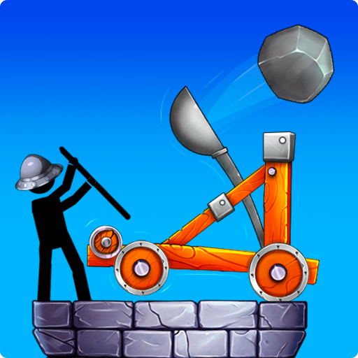 The Catapult 2 Grow Castle・Tower Defense・Stickman  5.1.2 APK MOD (Unlimited Everything)
