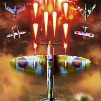 Top Fighter WWII airplane Shooter 35 APK MOD (Unlimited Everything)